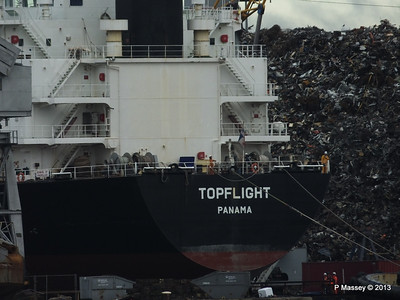 TOPFLIGHT at Berth Southampton PDM 17-12-2013 12-55-54