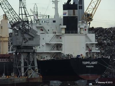 TOPFLIGHT at Berth Southampton PDM 17-12-2013 12-56-40