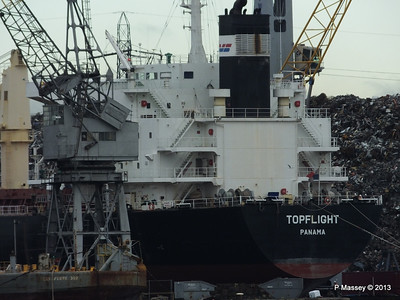 TOPFLIGHT at Berth Southampton PDM 17-12-2013 12-56-40