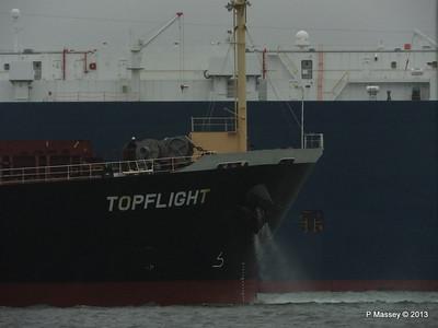 TOPFLIGHT Departing Southampton PDM 21-12-2013 13-16-56