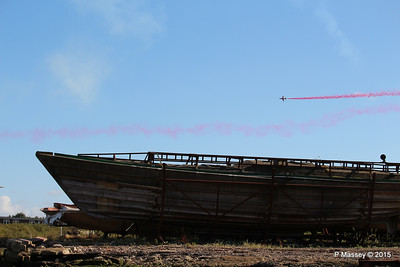 Red Arrows Display Boat Marchwood Southampton PDM 12-09-2015 15-59-57