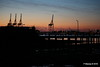 Sunset over Husbands Jetty & Port of Southampton PDM 30-08-2016 20-26-43
