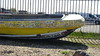 Dumped Boat with Phone Number Cracknore Hard Marchwood 20-04-2018 13-47-05