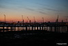 Sunset over Husbands Jetty & Port of Southampton PDM 30-08-2016 20-27-052