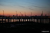 Sunset over Husbands Jetty & Port of Southampton PDM 30-08-2016 20-27-051