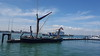 ALICE Thames Barge WIGHT SUN Portsmouth 09-07-2017 14-15-50
