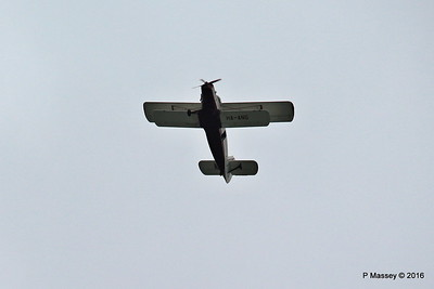 AN-2P HA-ANG Fly Round to Drop Raiders Southampton Boat Show PDM 17-09-2016 15-04-30
