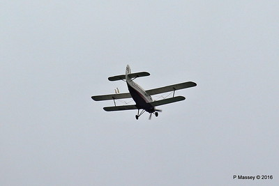 AN-2P HA-ANG Fly Round to Drop Raiders Southampton Boat Show PDM 17-09-2016 15-02-35