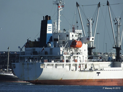 FRIO CHIKUMA Departing Southampton PDM 29-12-2013 12-50-58