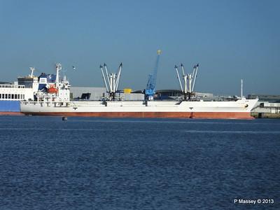 FRIO CHIKUMA Departs Southampton PDM 29-12-2013 12-47-17