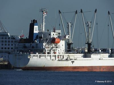 FRIO CHIKUMA Departing Southampton PDM 29-12-2013 12-50-41