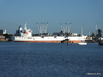 FRIO CHIKUMA Departing Southampton PDM 29-12-2013 12-48-39
