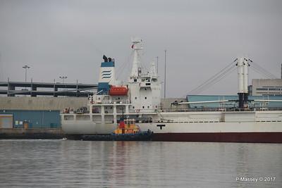 FRIO MOGAMI Departing Southampton PDM 15-03-2017 10-32-13