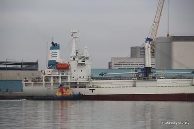 FRIO MOGAMI Departing Southampton PDM 15-03-2017 10-32-22