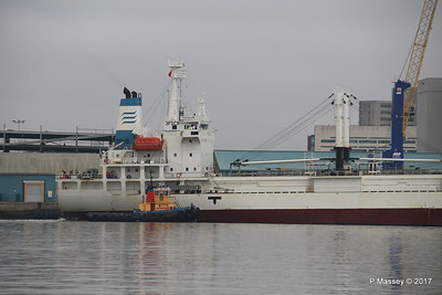 FRIO MOGAMI Departing Southampton PDM 15-03-2017 10-32-16