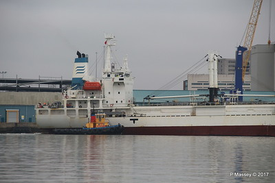 FRIO MOGAMI Departing Southampton PDM 15-03-2017 10-32-18
