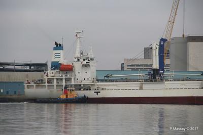 FRIO MOGAMI Departing Southampton PDM 15-03-2017 10-32-20