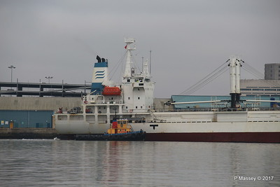 FRIO MOGAMI Departing Southampton PDM 15-03-2017 10-32-14