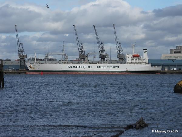 ICE GLACIER Southampton PDM 15-01-2015 14-02-15