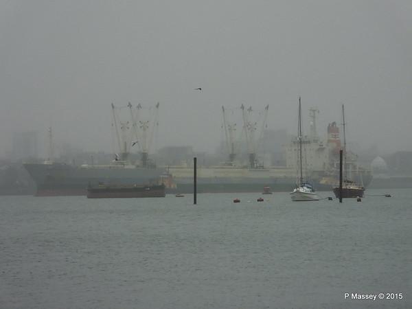 Misty NAGATO REEFER Arriving Southampton PDM 09-03-2015 16-46-003