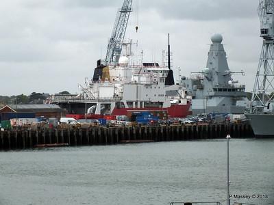 HMS ENDURANCE Portsmouth 14-05-2013 11-43-44