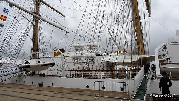 Frigate - ARA LIBERTAD - Training Ship