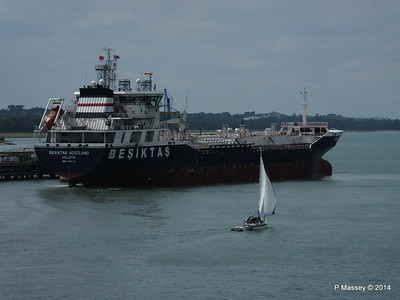 12 Jul 2014 Fawley Tankers & Tugs