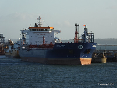 2015 Tankers at Fawley & Hamble