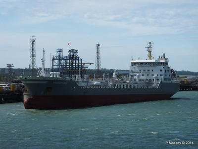 6 Jun 2014 Fawley Tankers