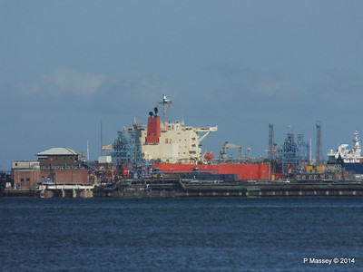 Other Fawley Tankers at Distance