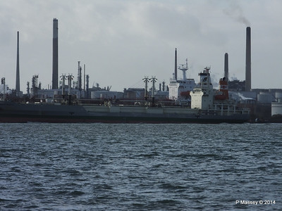 NAGATO REEFER NAVIG8 SUCCESS Fawley PDM 10-12-2014 12-49-13