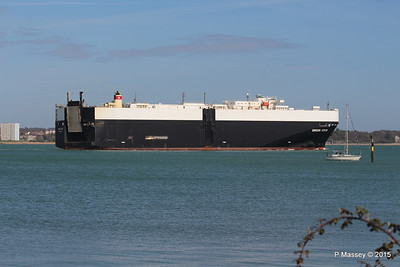 GREEN COVE Departing Southampton PDM 12-04-2015 15-21-35