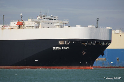 GREEN COVE Departing Southampton PDM 12-04-2015 15-17-29
