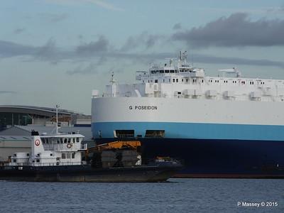 SEAGREEN G POSEIDON Southampton PDM 17-01-2015 15-05-059