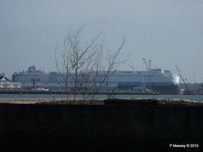 G POSEIDON Ocean Terminal Over Town Quay Southampton PDM 08-02-2015 12-09-21