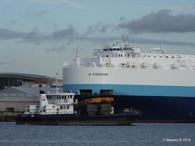 SEAGREEN G POSEIDON Southampton PDM 17-01-2015 15-06-00