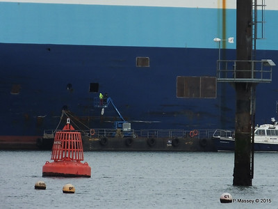 G POSEIDON Patches WILCARRY 300 WILVENTURE II Southamptonb PDM 02-02-2015 15-00-021