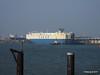 MORNING LILY Departing Southampton PDM 18-03-2015 16-06-14