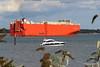 GLOVIS COUGAR Departing Southampton PDM 29-08-2016 17-16-02