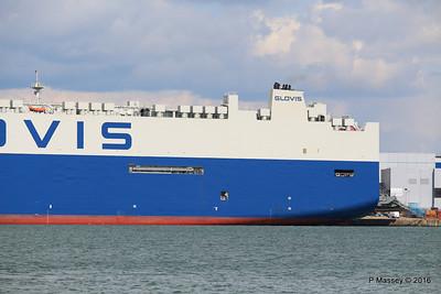 GLOVIS SIRIUS Southampton PDM 26-04-2016 11-38-11