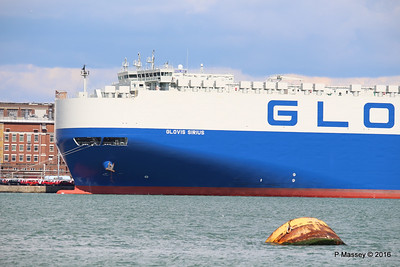 GLOVIS SIRIUS Southampton PDM 26-04-2016 11-38-09