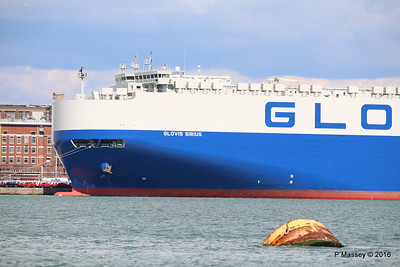 GLOVIS SIRIUS Southampton PDM 26-04-2016 11-38-10