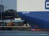 GLOVIS SPIRIT Departing Southampton PDM 22-07-2014 17-56-22