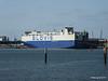 GLOVIS SPIRIT Departing Southampton PDM 22-07-2014 17-48-12