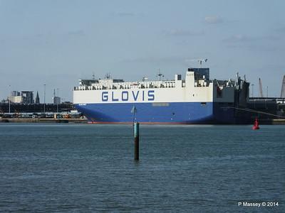 GLOVIS SPIRIT Departing Southampton PDM 22-07-2014 17-48-09