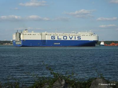 GLOVIS SPIRIT ARCO DEE Southampton PDM 22-07-2014 18-15-22
