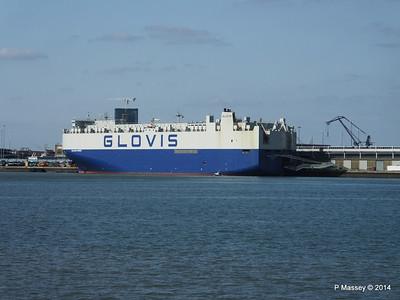 GLOVIS SPIRIT Southampton PDM 22-07-2014 17-24-35