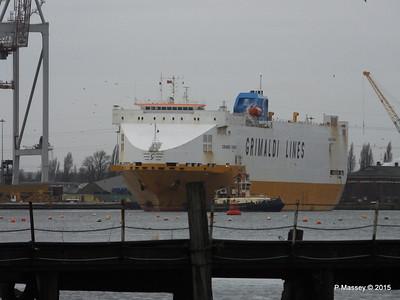 GRANDE EUROPA Departing Southampton PDM 14-01-2015 15-48-053