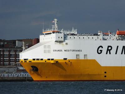 GRANDE MEDITERRANEO Southampton PDM 01-07-2014 18-11-02