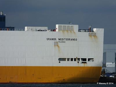 GRANDE MEDITERRANEO Southampton PDM 01-07-2014 18-10-55